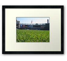 THE Stadium Framed Print