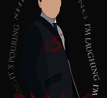 Jim Moriarty (Season 3, Episode 3) by Diddlys-Shop
