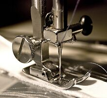 Sewing Machine... by Karen Martin