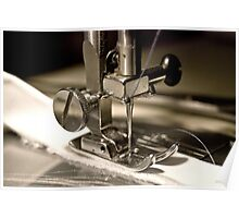 Sewing Machine... Poster