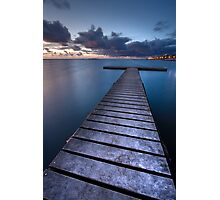 T-Jetty Photographic Print