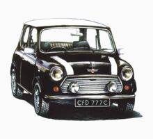 1991 Rover Mini Cooper  T-Shirt