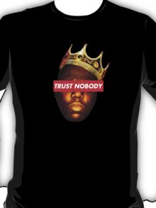 Biggie Smalls 'Trust Nobody' T-Shirt