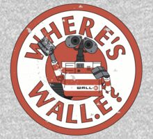 Where's Wall-e? Kids Tee