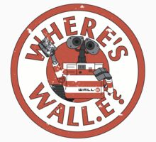 Where's Wall-e? by Jessica Sinclair