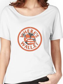 Where's Wall-e? Women's Relaxed Fit T-Shirt