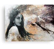 something in my soul Canvas Print
