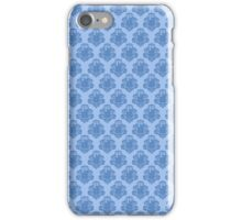 Doctor Who Tardis Pattern iPhone Case/Skin