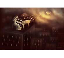 Moonlight Symphony Photographic Print