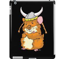 The Mighty Viking Hamster iPad Case/Skin