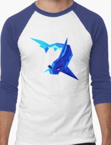 Snacker Men's Baseball ¾ T-Shirt