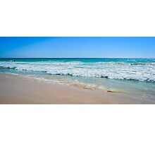 Beach Panorama Photographic Print