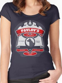Pavlovs Pet Conditioner Women's Fitted Scoop T-Shirt