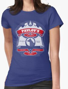 Pavlovs Pet Conditioner Womens Fitted T-Shirt
