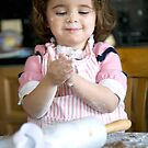 Ginger bread baking day by Rosina  Lamberti