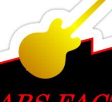 Guitars Factory Sticker