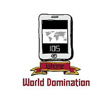 Iphone world domination by diffy2009