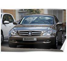 luxury car Poster
