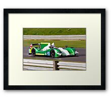 Sports Car Framed Print