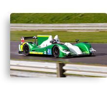 Sports Car Canvas Print