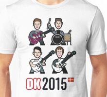 Denmark 2015 Unisex T-Shirt