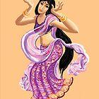 Bollywood dancing by goanna