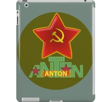 Anton Army iPad Case/Skin
