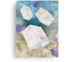 City of Angles 2 Canvas Print