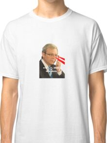 Call me a nerd, rudd Classic T-Shirt