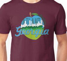 Downtown Atlanta Georgia Unisex T-Shirt