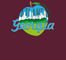Downtown Atlanta Georgia Unisex T-Shirt