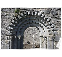 Dysert o Dea church arch Poster