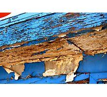 Metro Gas Paint I Photographic Print