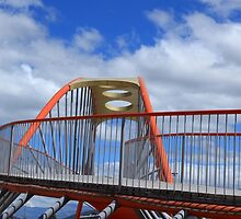Red Steel Bridge by rhamm
