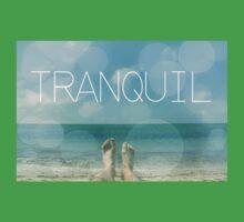 tranquil  Kids Tee
