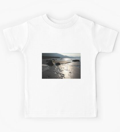 Designs In The Sand Kids Tee