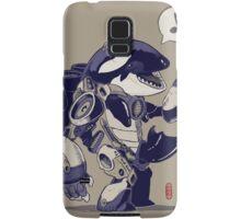 Cyb-Orca Samsung Galaxy Case/Skin