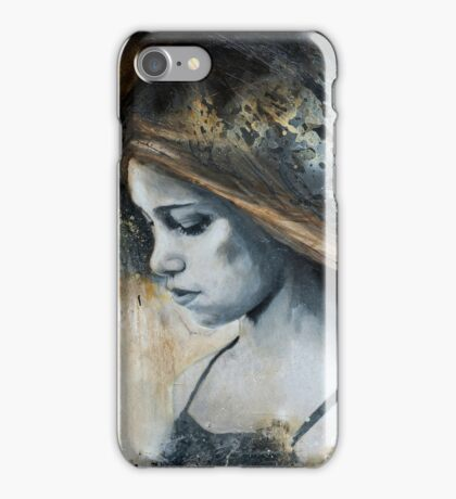 i search the silence iPhone Case/Skin