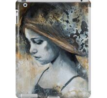 i search the silence iPad Case/Skin