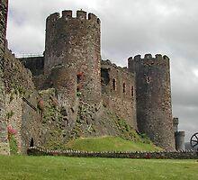 Conway (Conwy) Castle (See Description) by AnnDixon