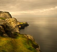 Neist Point and the light House by eddiej