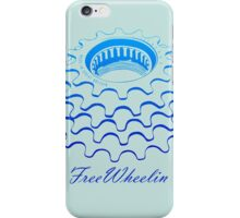 Freewheelin iPhone Case/Skin