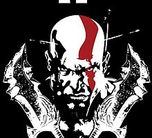 KRATOS by dinshoran