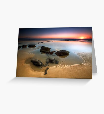 Coffee rocks Greeting Card