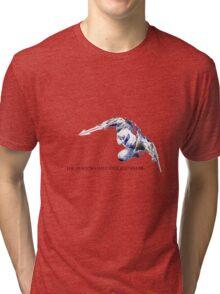 Shockblade Zed  Tri-blend T-Shirt