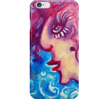 Frances - a well traveled adventurer who loves having fun iPhone Case/Skin