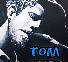 Tom Waits by Danko5