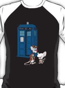 Gee Doctor What Are We Going To Do Tonight? (classic) T-Shirt