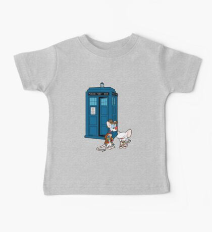 Gee Doctor What Are We Going To Do Tonight? (classic) Baby Tee
