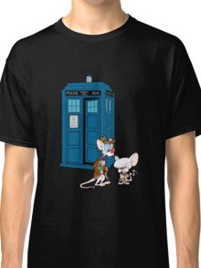 Gee Doctor What Are We Going To Do Tonight? (classic) Classic T-Shirt